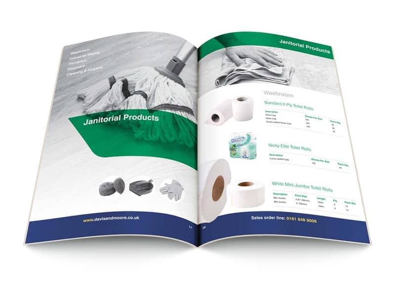 Thiết kế catalogue 36 trang